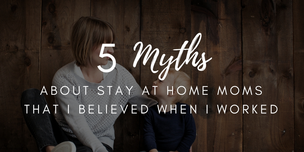 Truth!! Unless you actually stay-at-home, you don't know what it's like