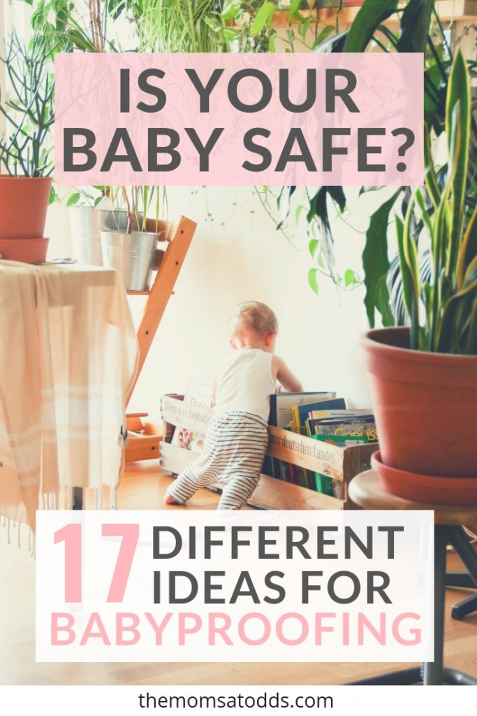 How to Babyproof Every Room in Your House!