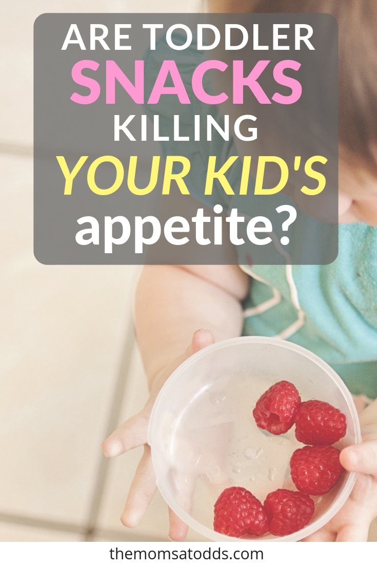 A Practical, No-Nonsense Guide to Toddler Snacks