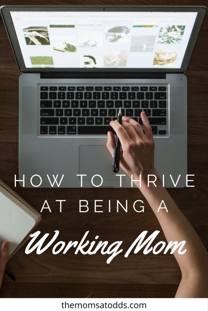 Yes! Great story on how to balance work and family life