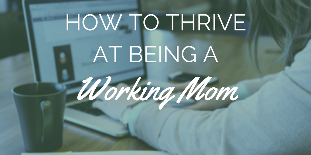 Yes! Great story on how to make it as a working mom
