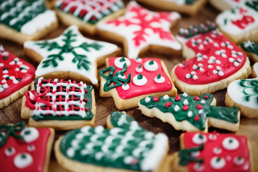 Christmas Food for Kids - Does Giving Your Child a Christmas Cookie make you a Bad Mom?