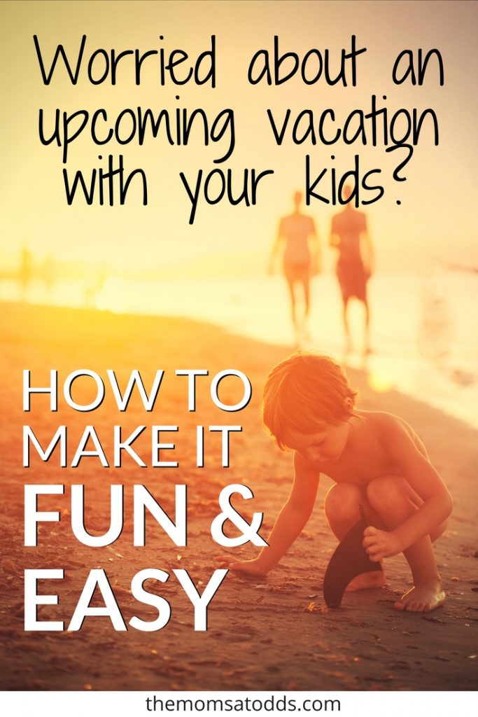 Vacation Travel Kids Toddlers