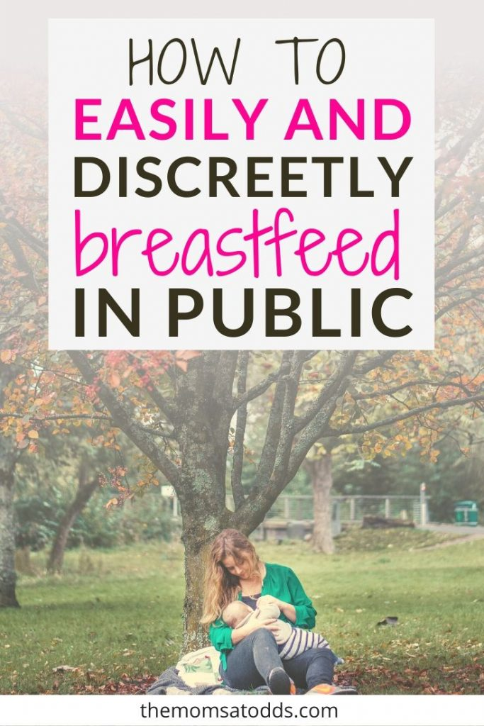 Put an End to the Breastfeeding in Public Debate