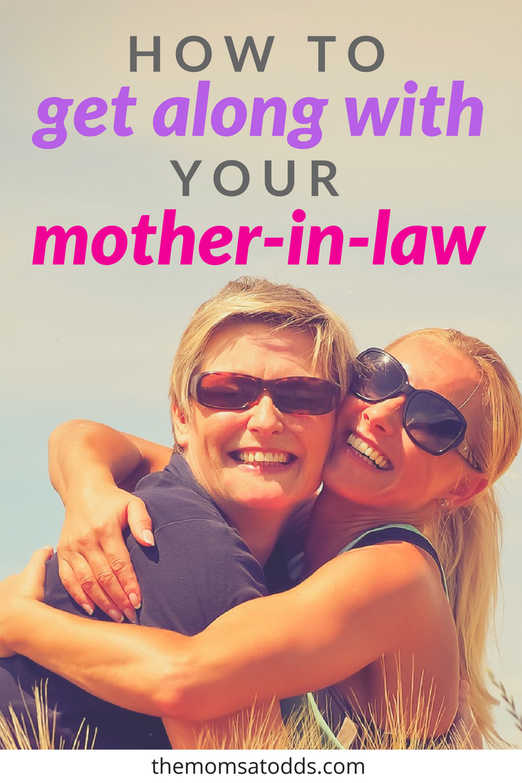 Mother-in-law conflict resolution tips