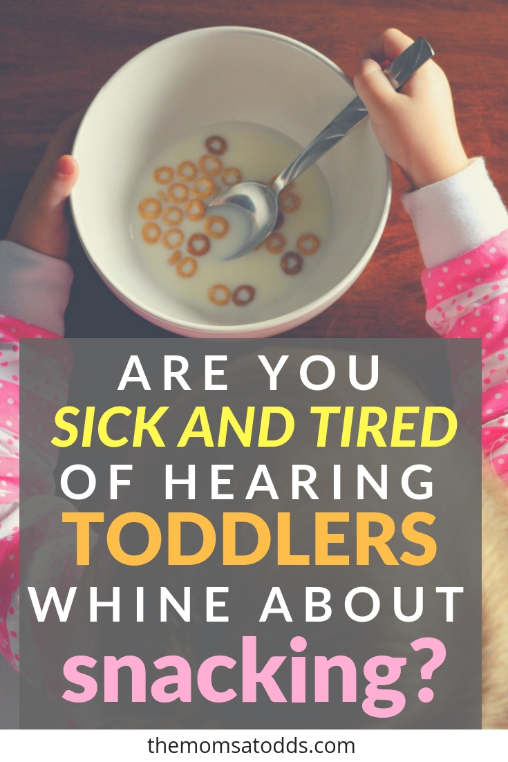 A Practical, No-Nonsense Guide to Toddler Snacks