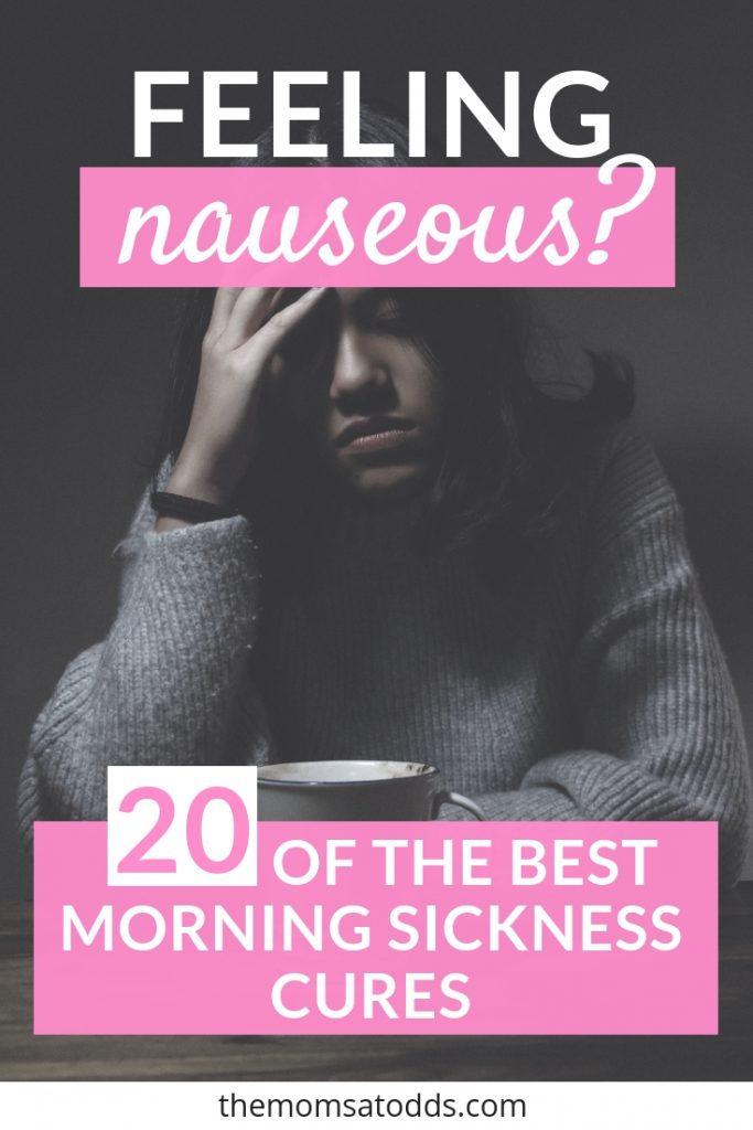 Morning Sickness Cures That Actually Work!