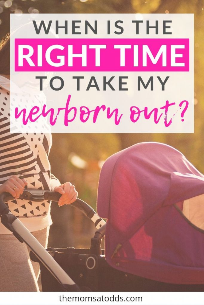 The Best Advice on When Can You Take a Newborn out in Public