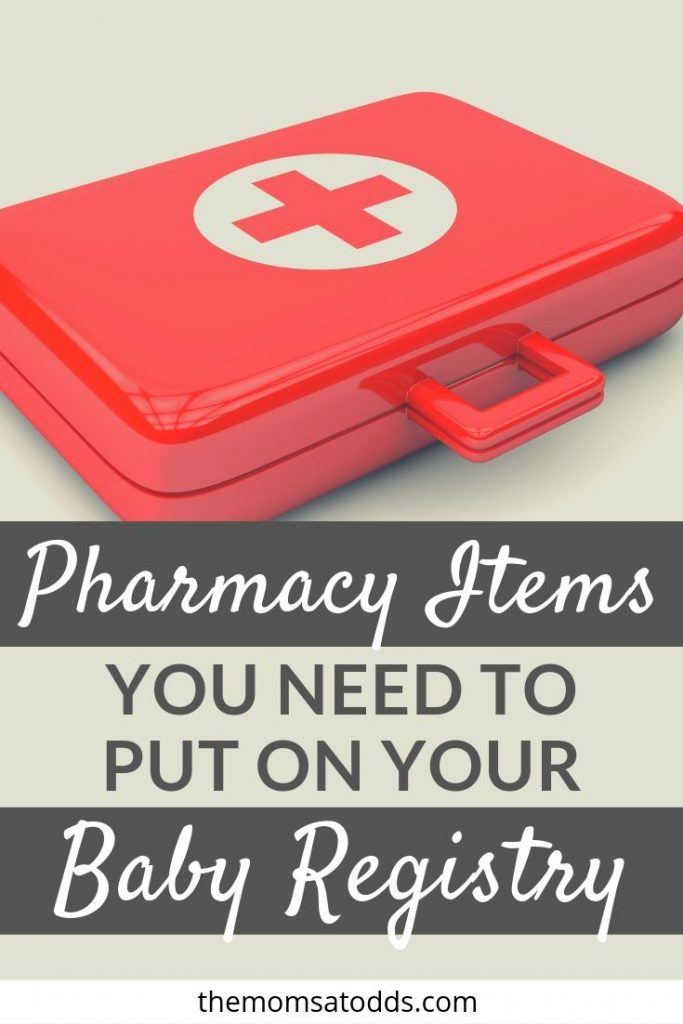 Great Resource with Crucial Items for Your Baby Medicine Box