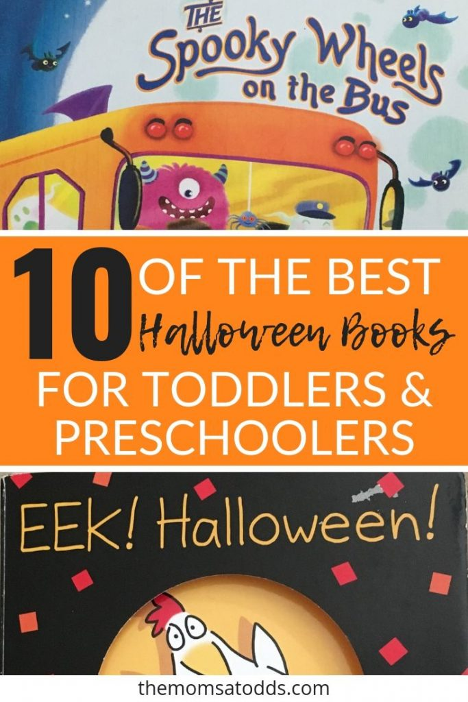 The Most Spellbinding Halloween Books for Toddlers and Preschoolers