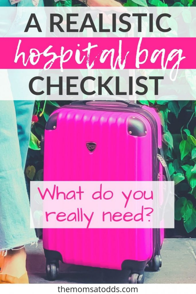 The Essential List of What to Pack in Hospital Bag for Mom, Dad, and Baby
