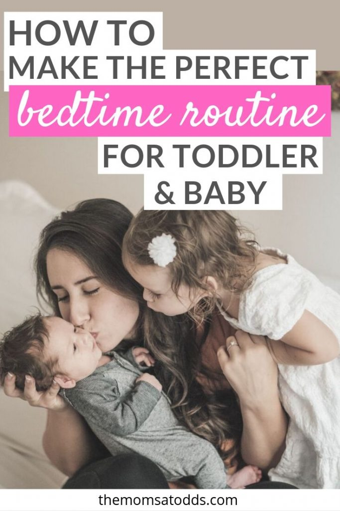 How to master bedtime for 2 kids alone