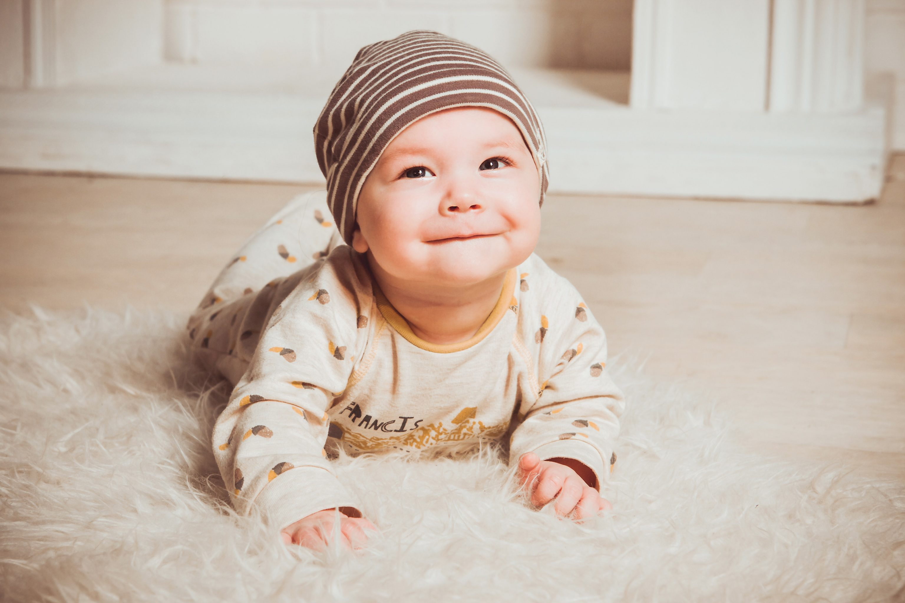 When to Start Tummy Time and Everything Else Moms Need to Know