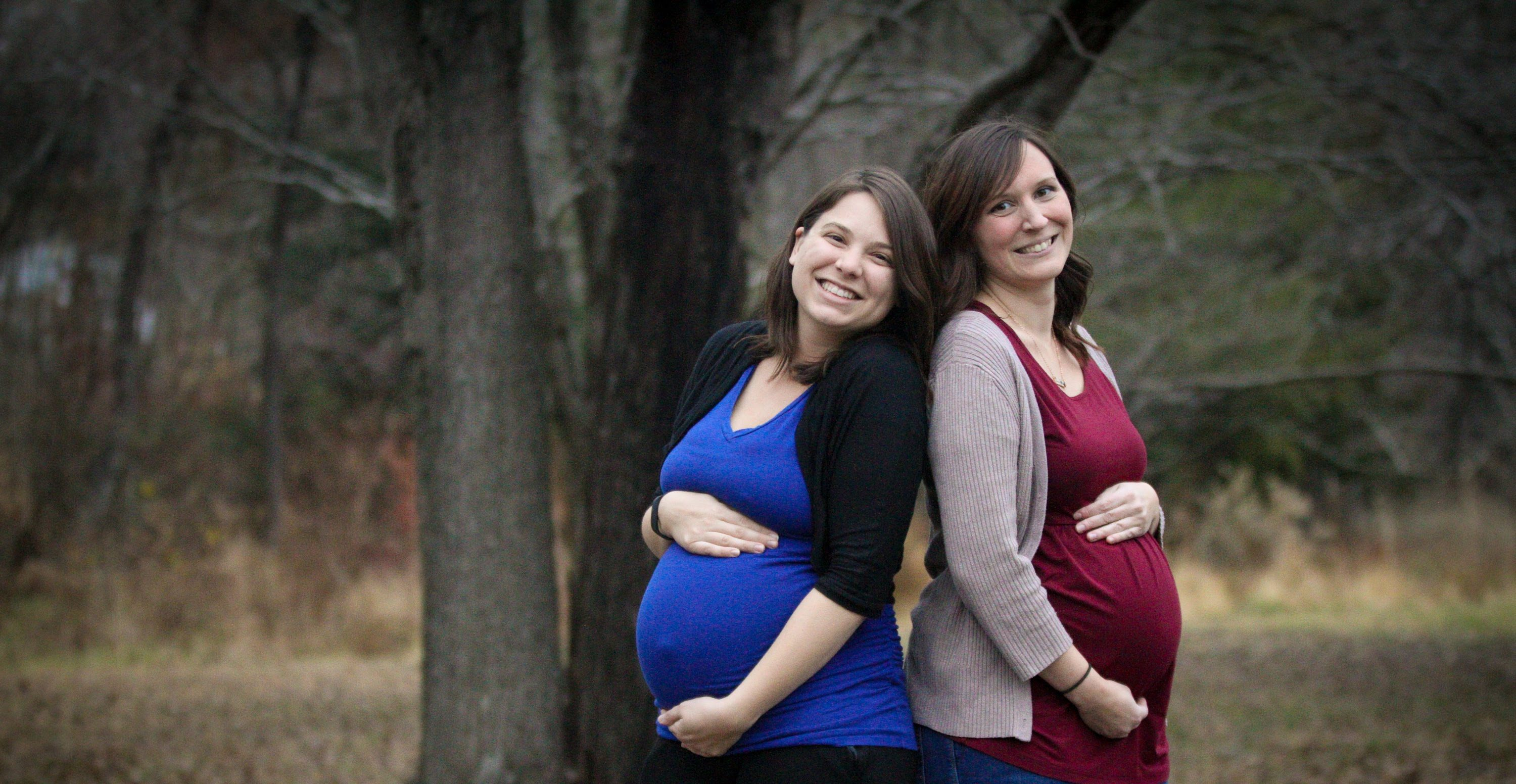 5 Reasons Why It's Awesome to be Pregnant at the Same Time as Your Best Friend