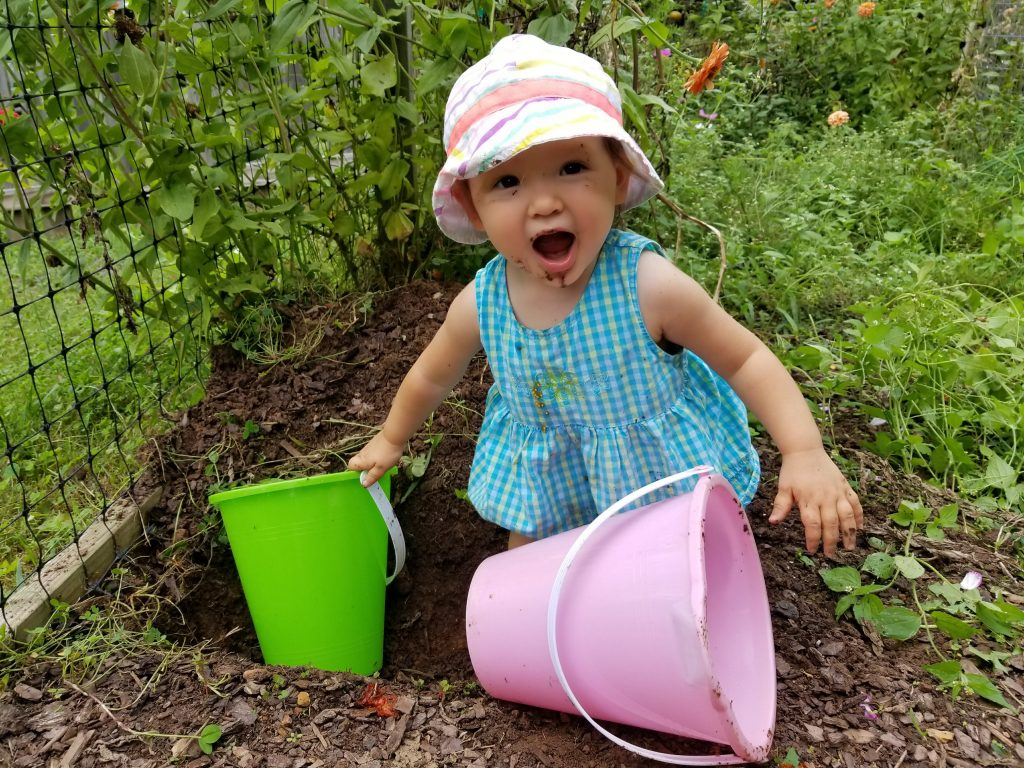 Teach kids to love vegetables by gardening