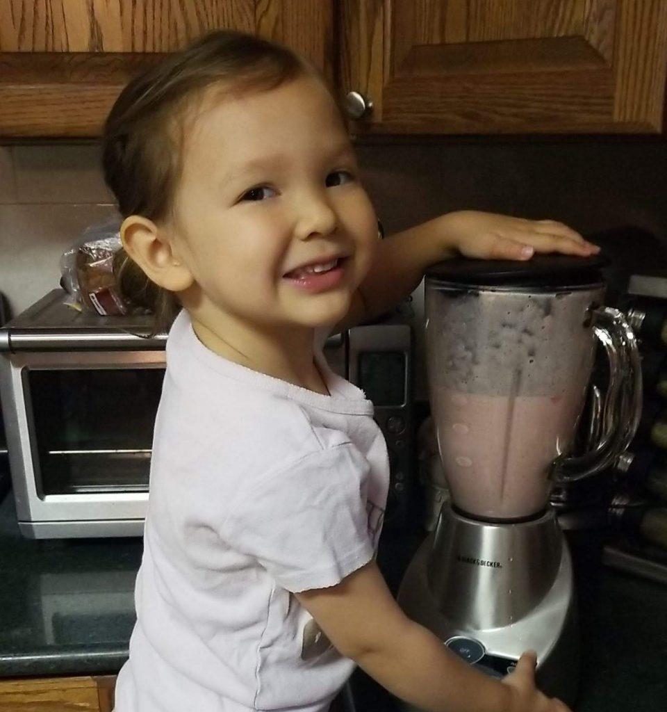 sneaking veggies into toddler food