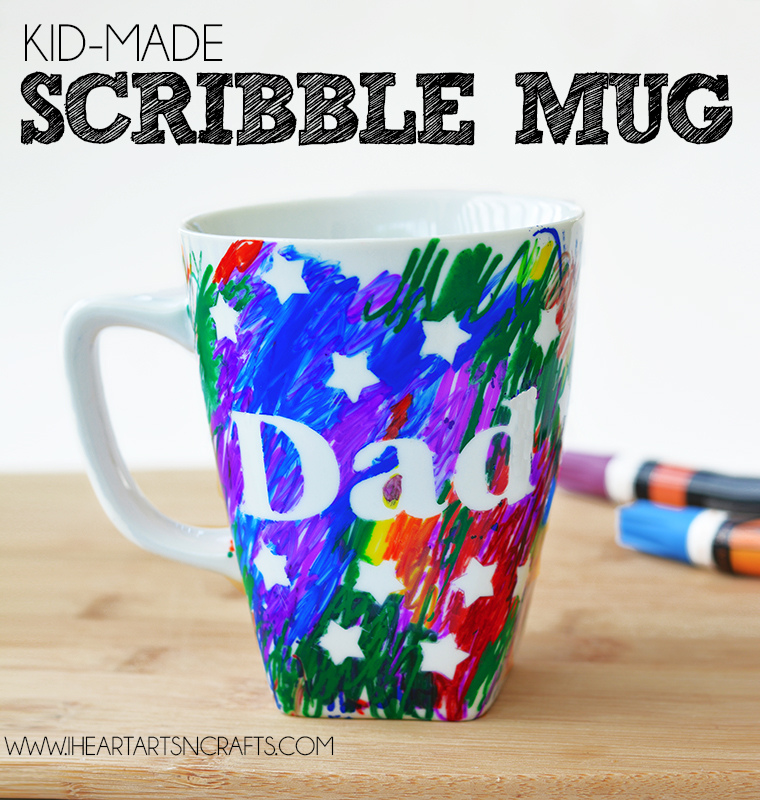 Super Easy Father's Day gifts kids can make at home