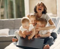 10 Strategies for How to Be a Happy Stay at Home Mom