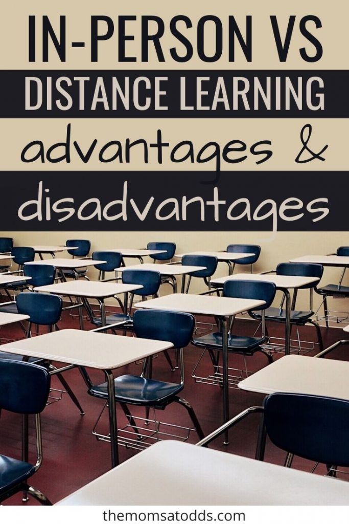 Back to School? Distance Learning Advantages and Disadvantages